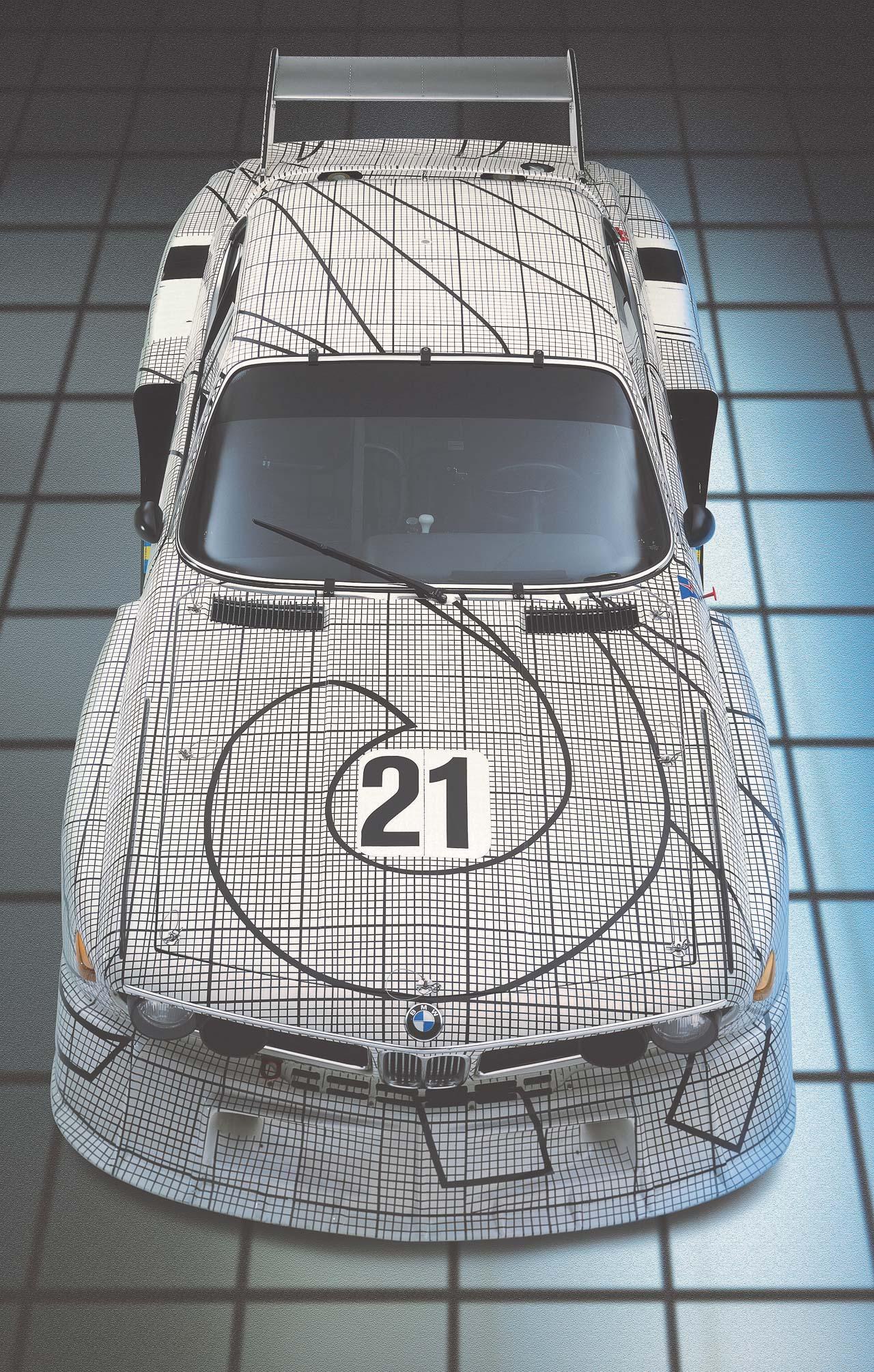 BMW 3.2 CSL TURBO GROUPE 5 – 6 en ligne sauce escargots ! 31