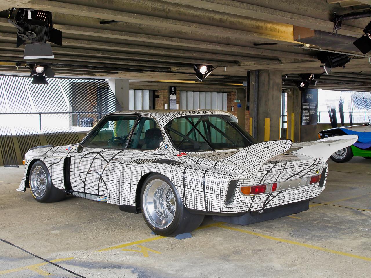 BMW 3.2 CSL TURBO GROUPE 5 – 6 en ligne sauce escargots ! 35