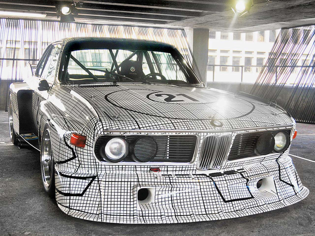 BMW 3.2 CSL TURBO GROUPE 5 – 6 en ligne sauce escargots ! 34