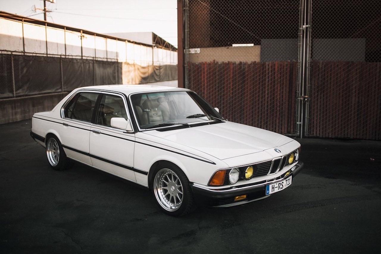 BMW 745i - Première classe Vintage ! 9