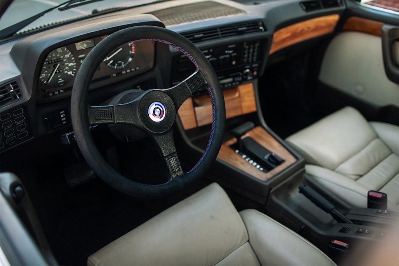 BMW 745i - Première classe Vintage ! 7