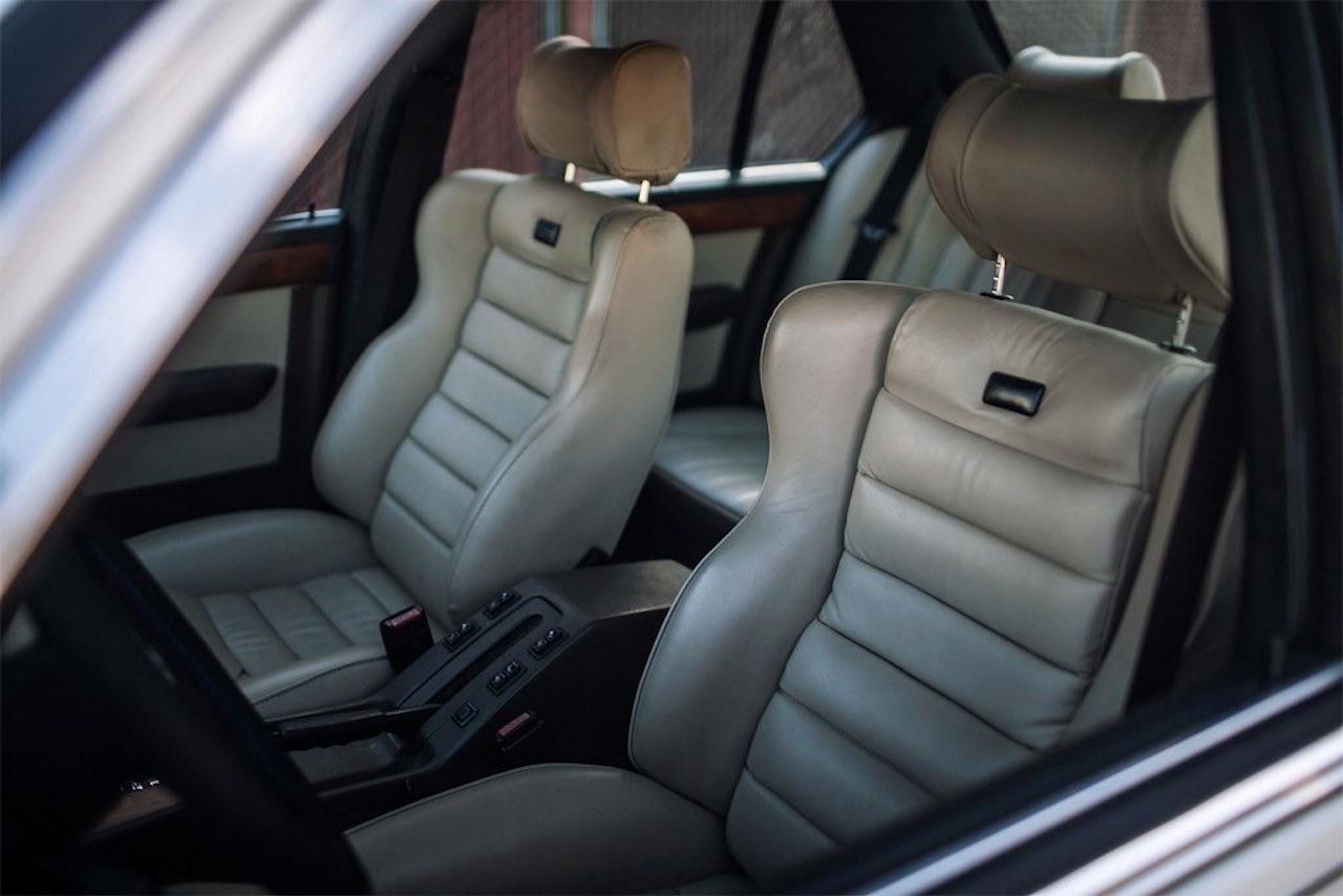 BMW 745i - Première classe Vintage ! 8