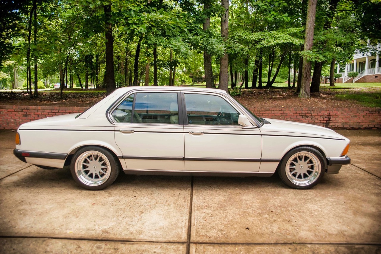 BMW 745i - Première classe Vintage ! 6