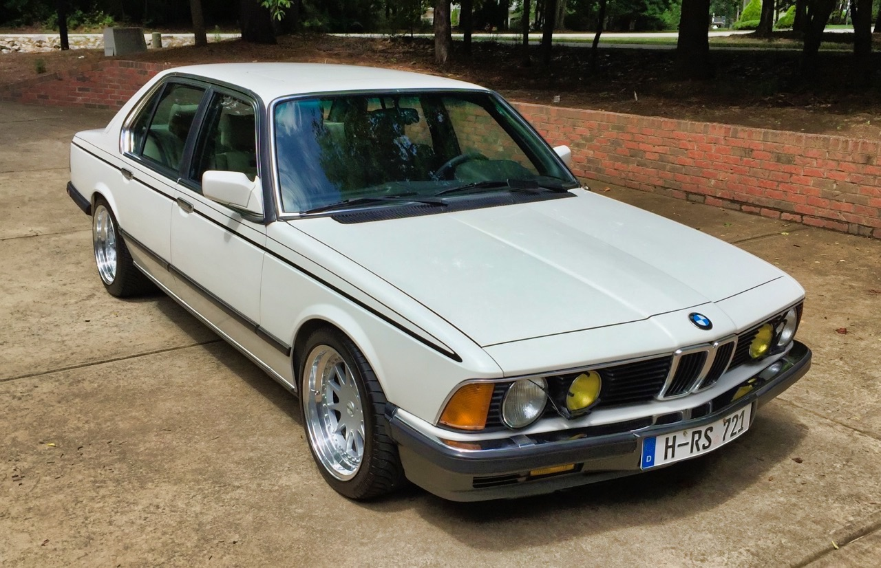 BMW 745i - Première classe Vintage ! 3