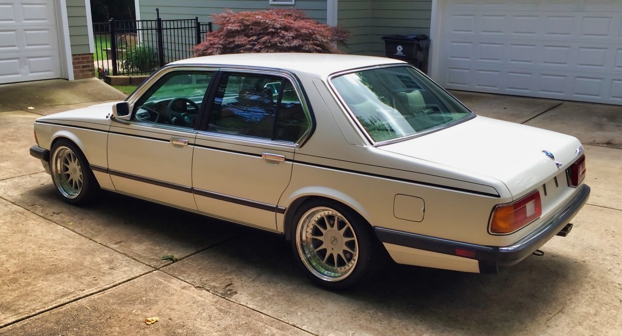 BMW 745i - Première classe Vintage ! 2