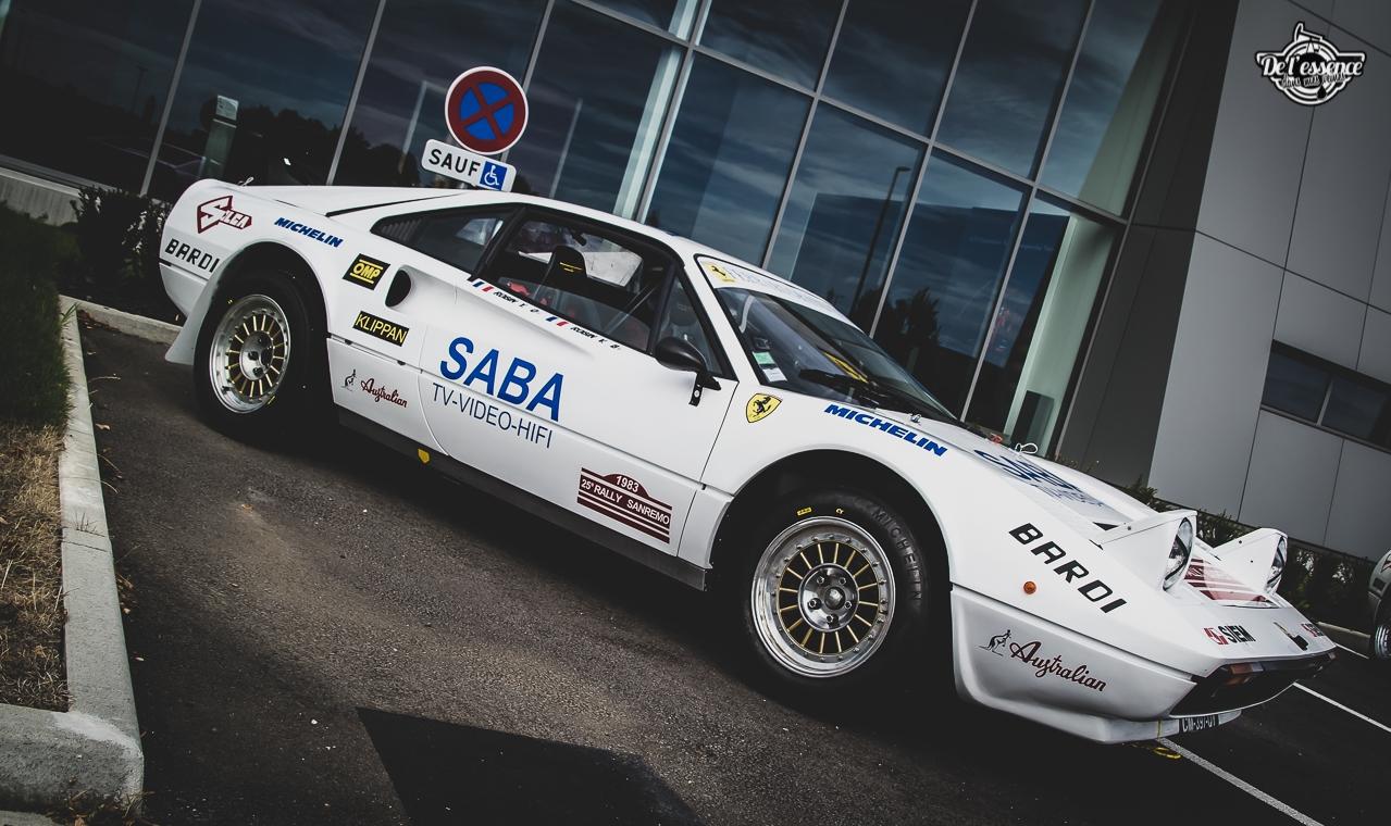 Ferrari 308 GTB Gr.B - 'Tention, vous allez voir double ! 15