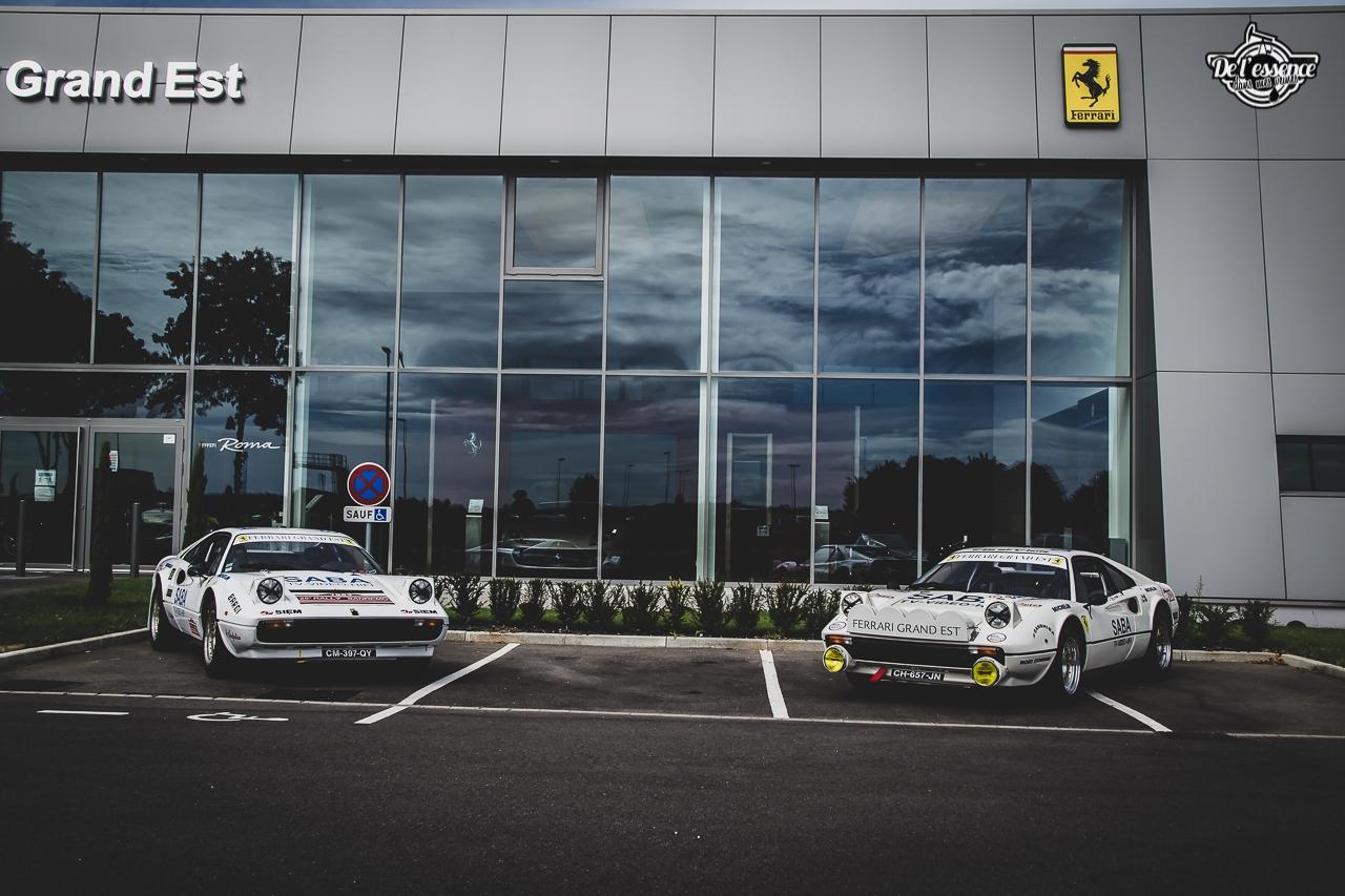 Ferrari 308 GTB Gr.B - 'Tention, vous allez voir double ! 1