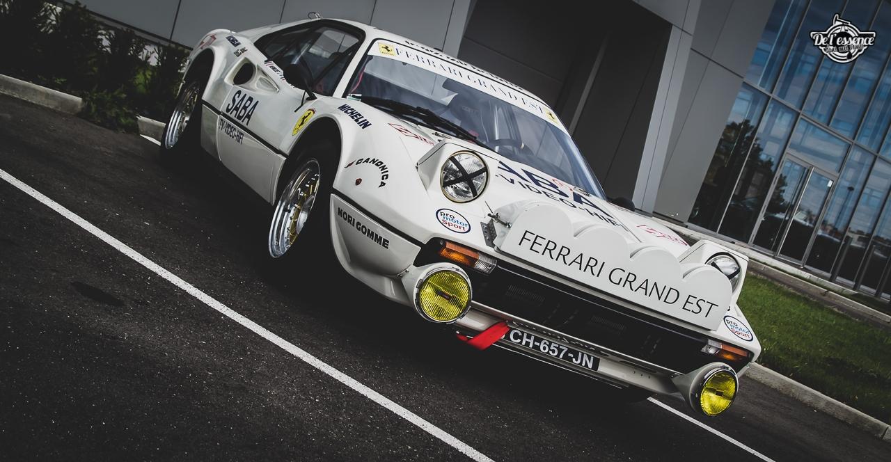 Ferrari 308 GTB Gr.B - 'Tention, vous allez voir double ! 16