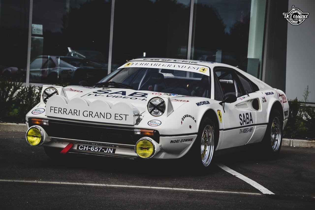 Ferrari 308 GTB Gr.B - 'Tention, vous allez voir double ! 9