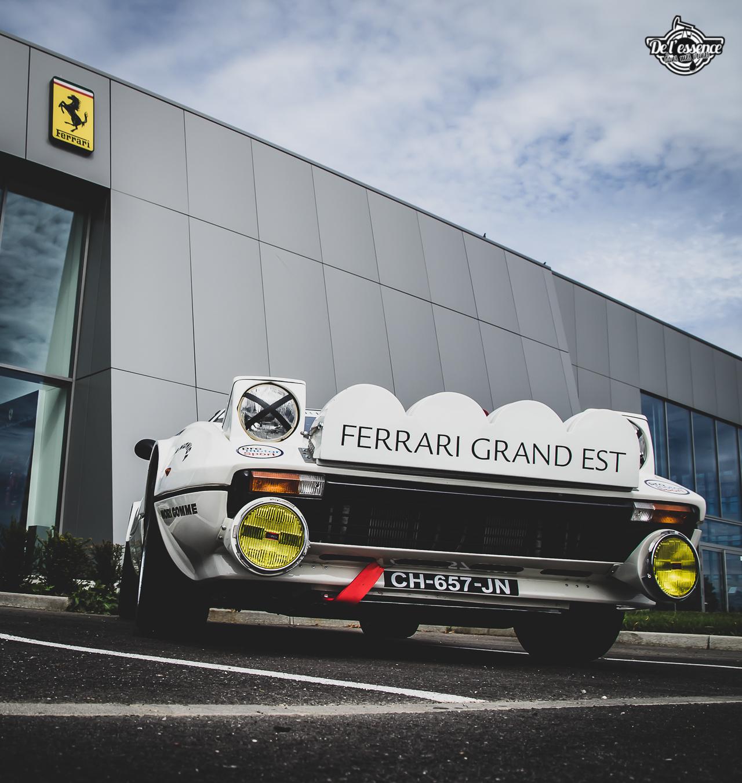 Ferrari 308 GTB Gr.B - 'Tention, vous allez voir double ! 10