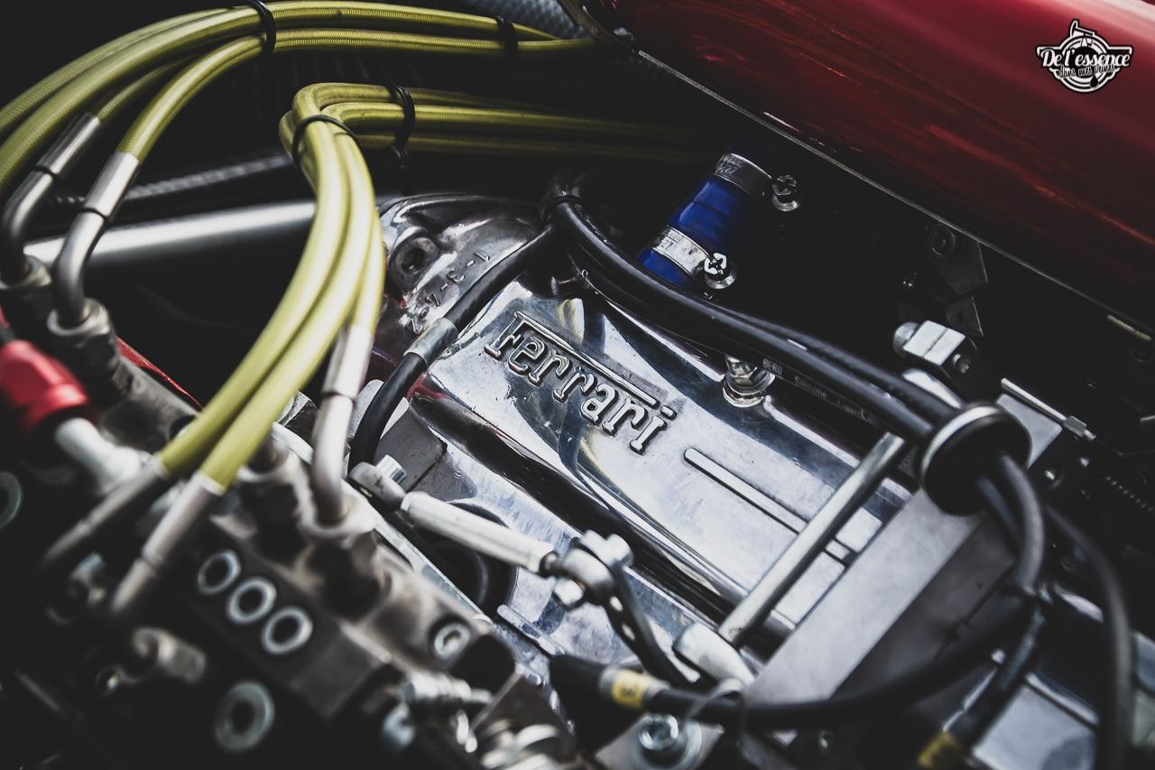 Ferrari 308 GTB Gr.B - 'Tention, vous allez voir double ! 11