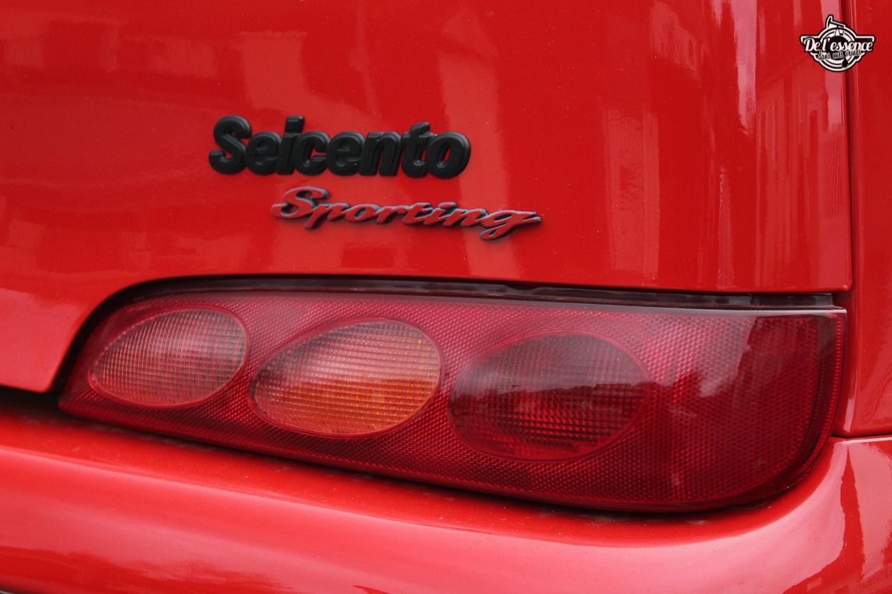 Fiat Seicento Sporting Abarth - Piccola Bomba ! 20