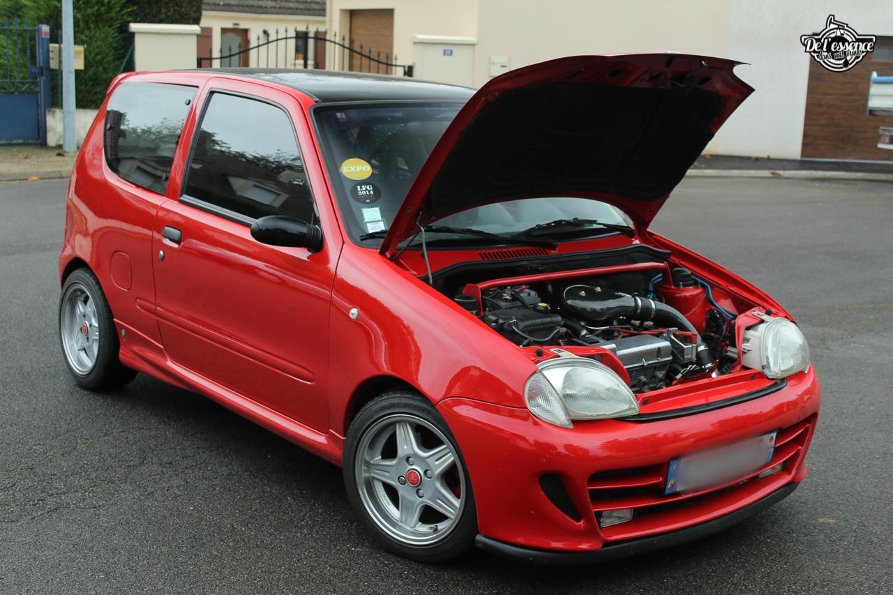 Fiat Seicento Sporting Abarth - Piccola Bomba ! 13