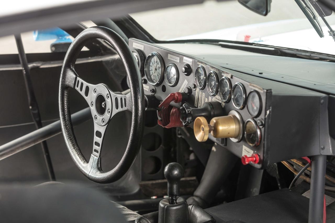 Ford Capri Zakspeed Turbo Gr.5 : Downsizing, bousculade, et flux d'air ! 15