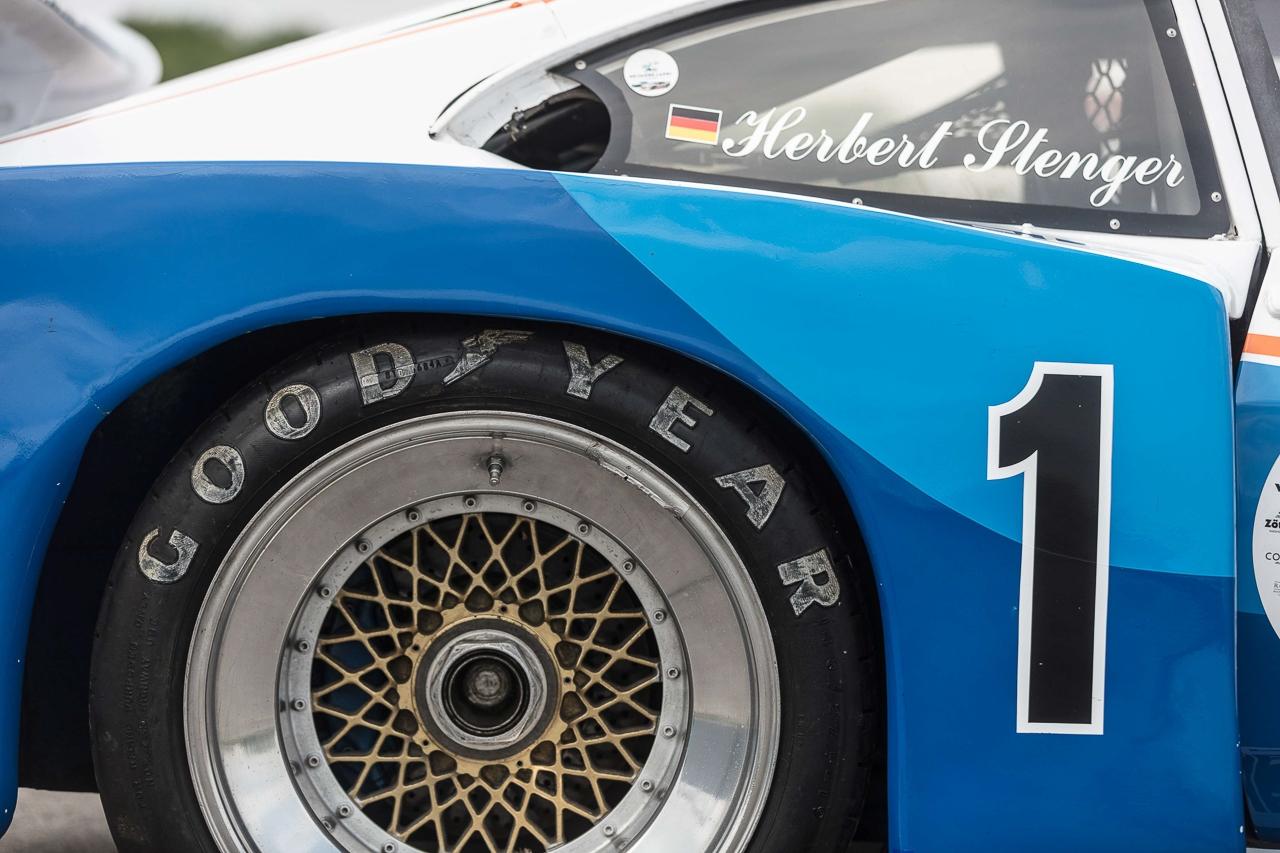 Ford Capri Zakspeed Turbo Gr.5 : Downsizing, bousculade, et flux d'air ! 6