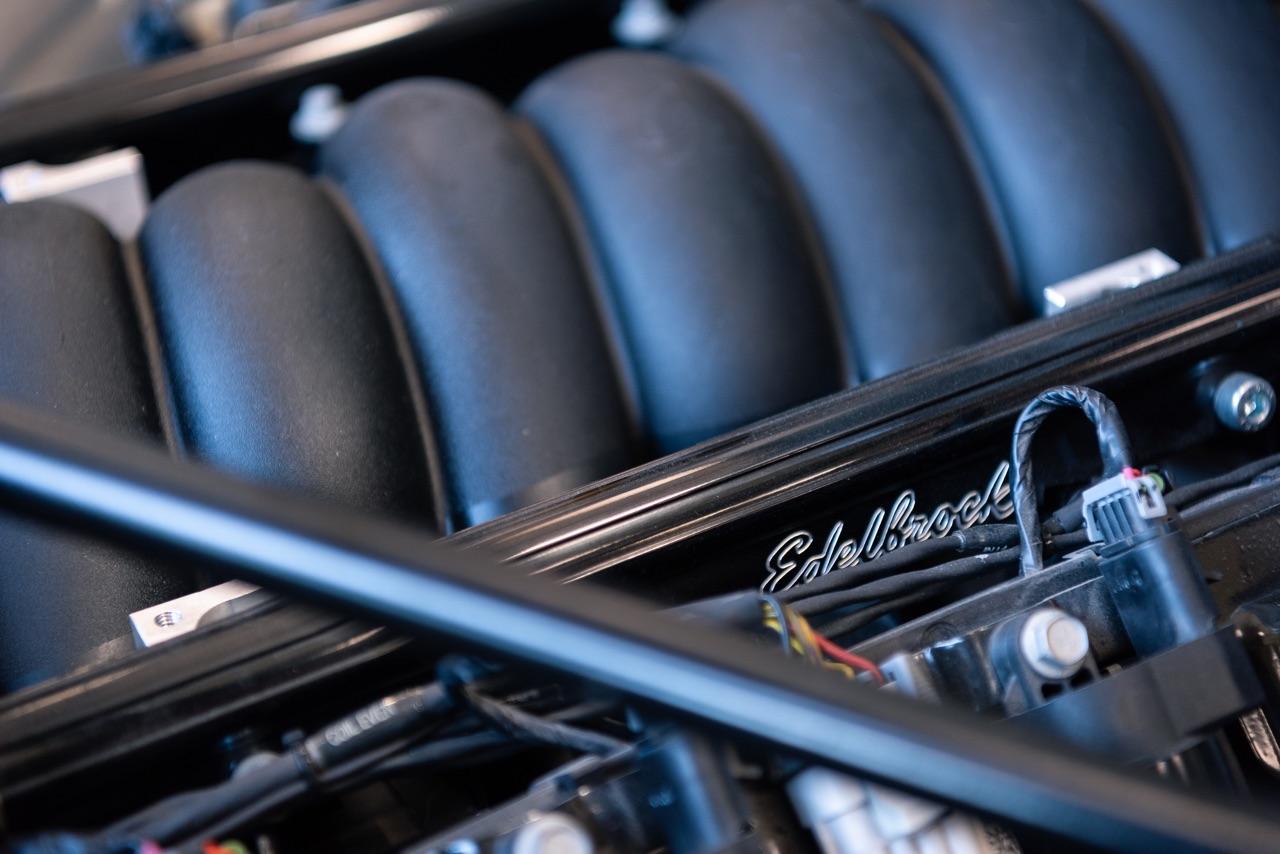 Jaguar XJC 430 Retropower... Ca sent le V8 et le restomod ! 10