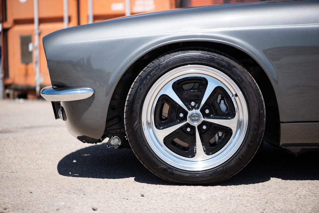 Jaguar XJC 430 Retropower... Ca sent le V8 et le restomod ! 6