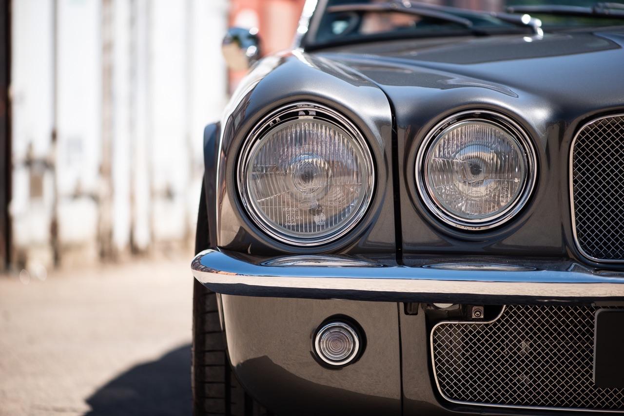 Jaguar XJC 430 Retropower... Ca sent le V8 et le restomod ! 3