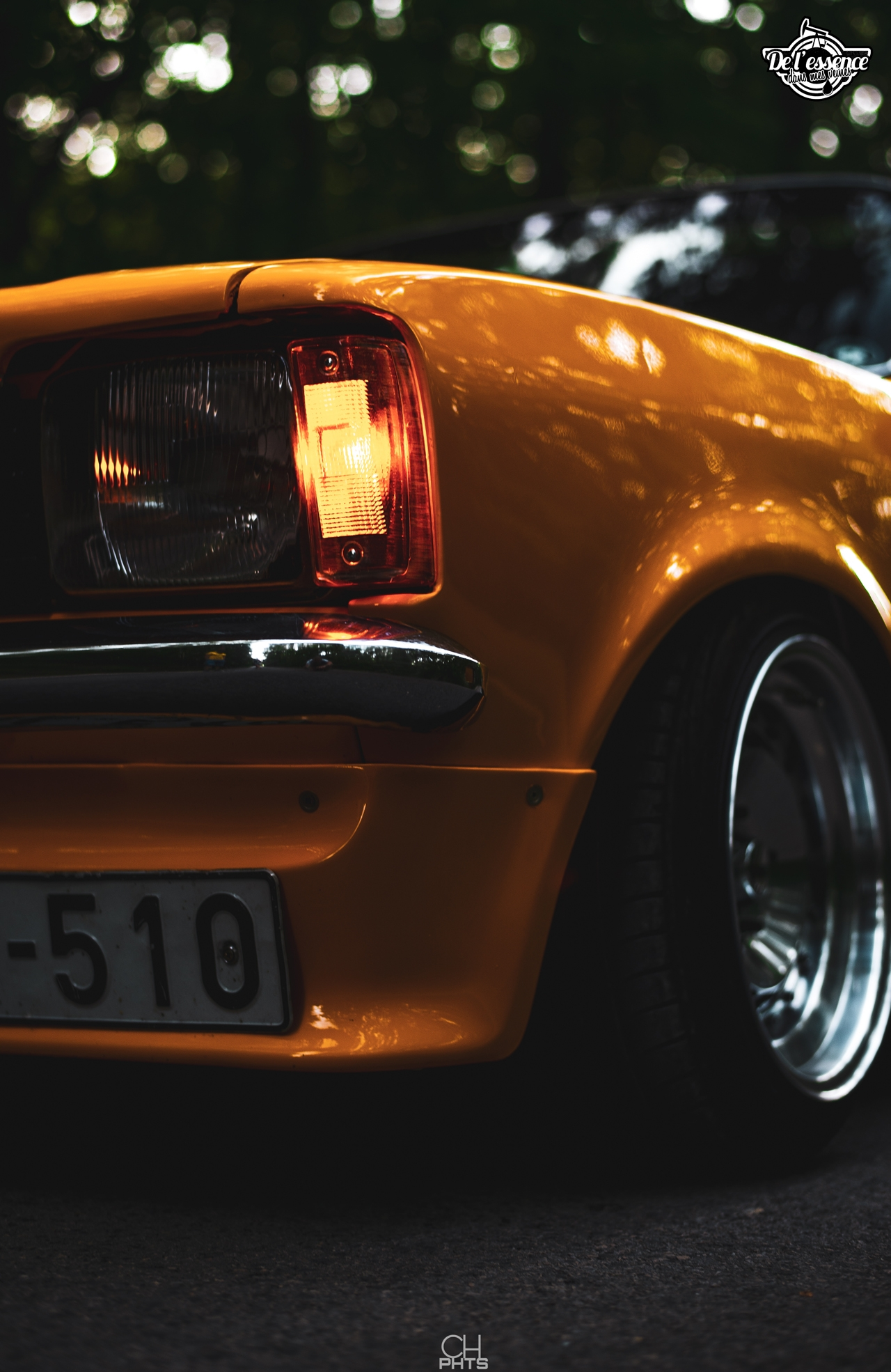 '76 Kadett 2.0L 16V... Gum burner ! 36