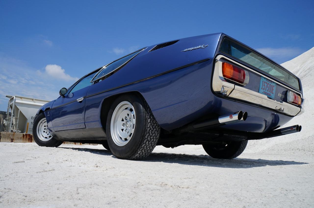 Lamborghini Espada - Panaméquoi ? 20
