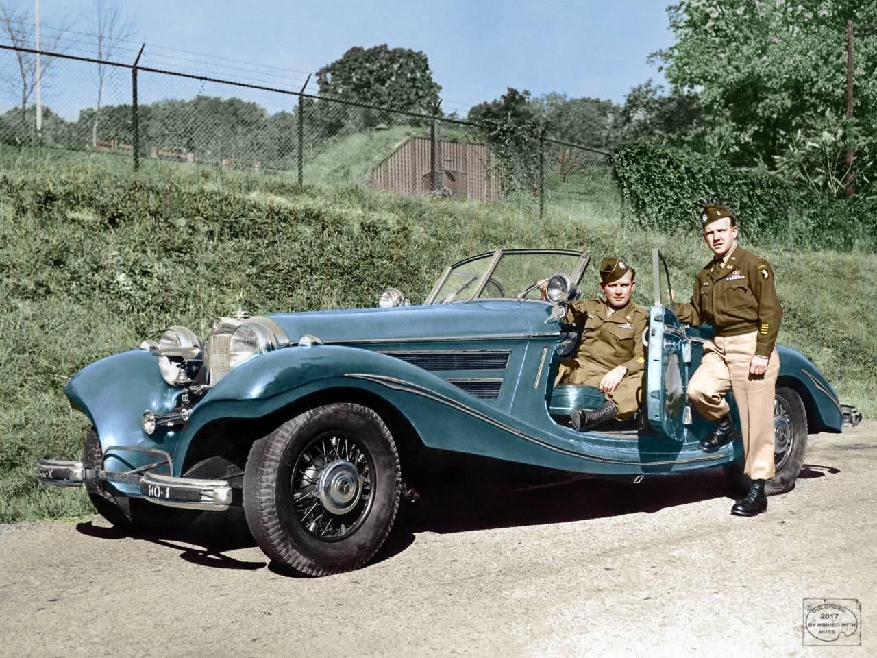 Mercedes 500K et 540K - Der Kaiser ! 15