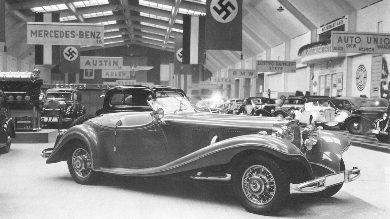Mercedes 500K et 540K - Der Kaiser ! 4