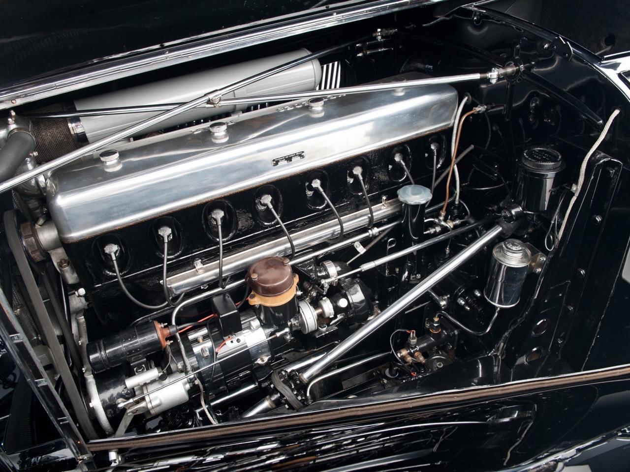 Mercedes 500K et 540K - Der Kaiser ! 11