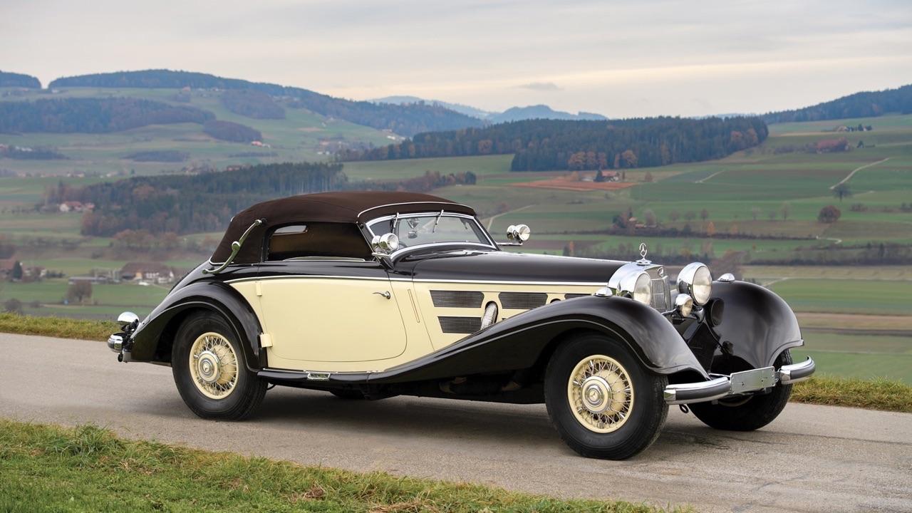 Mercedes 500K et 540K - Der Kaiser ! 13