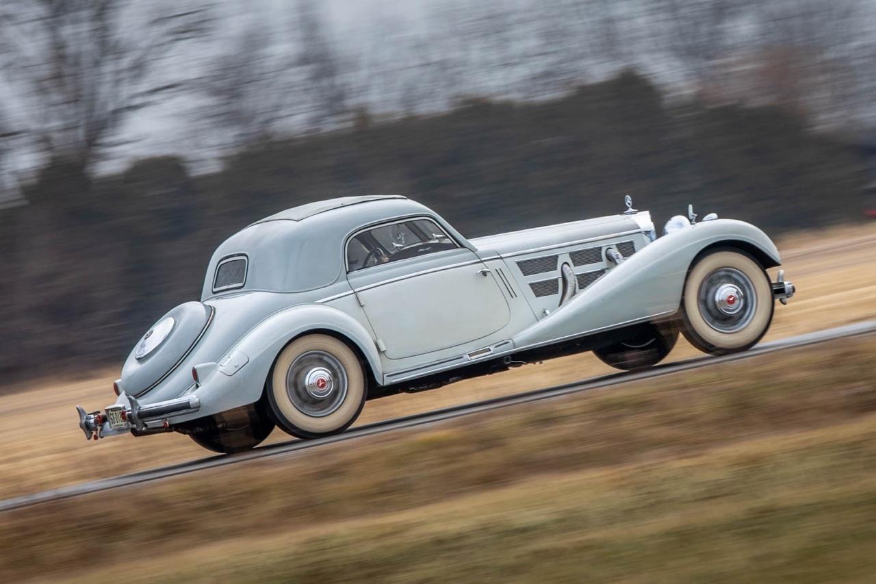 Mercedes 500K et 540K - Der Kaiser ! 10