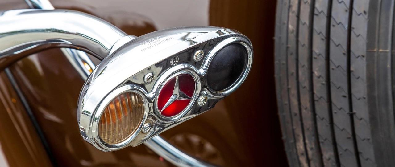 Mercedes 500K et 540K - Der Kaiser ! 12