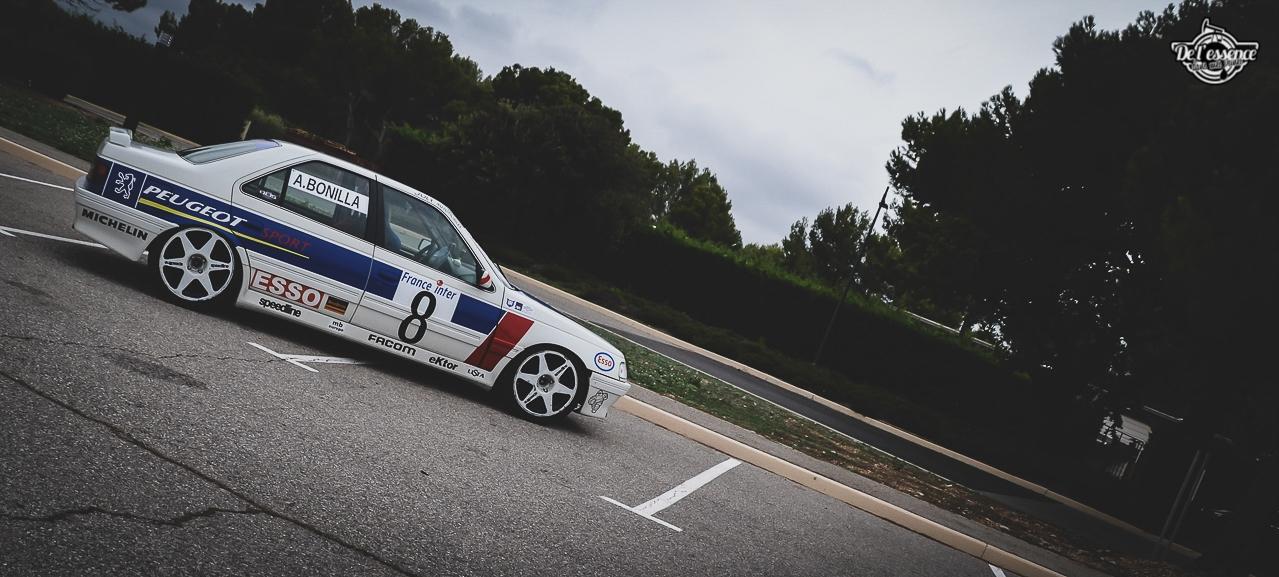 Peugeot 405 Mi16 Supertourisme Replica : De l'essence... et du lion dans les veines ! 2