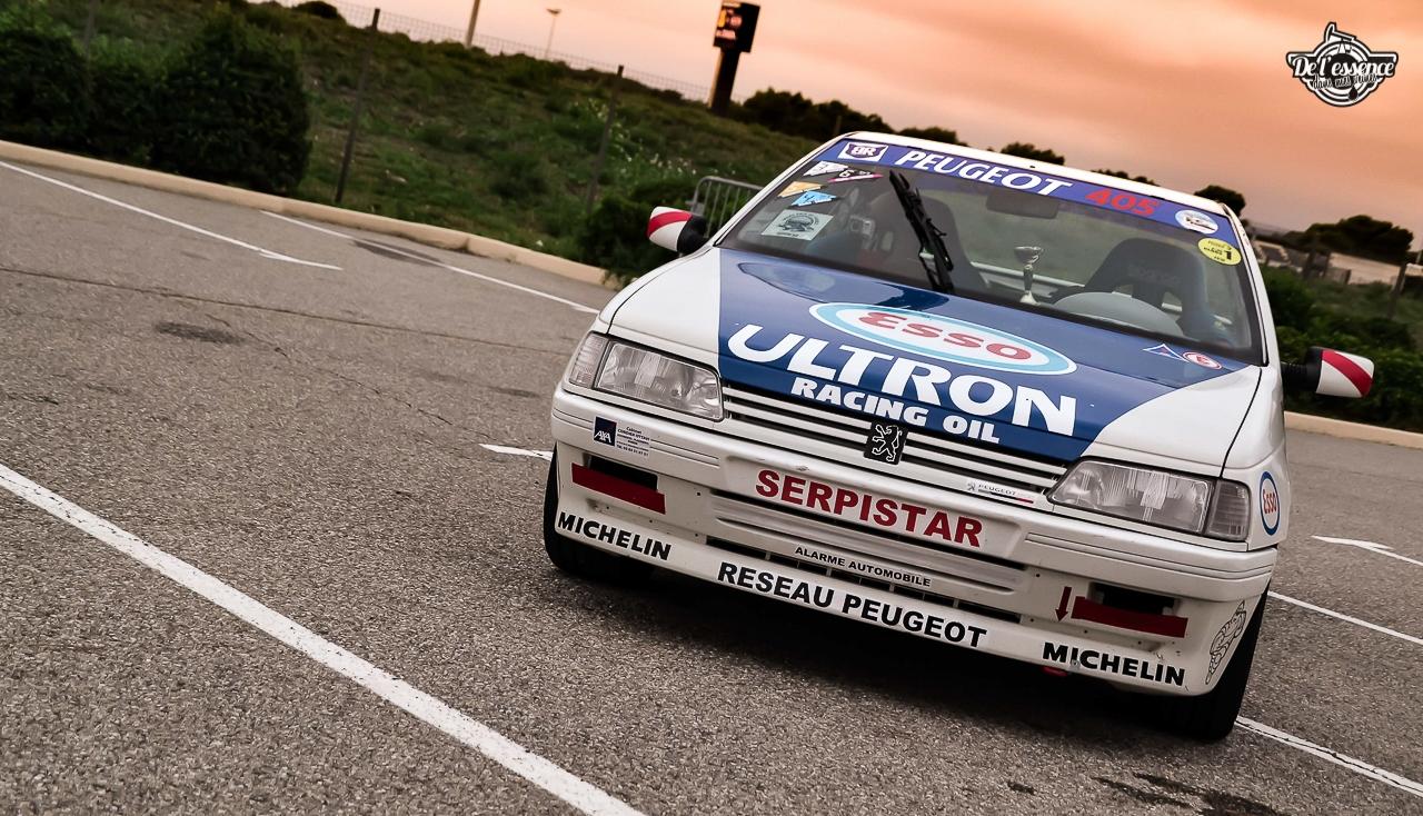Peugeot 405 Mi16 Supertourisme Replica : De l'essence... et du lion dans les veines ! 15