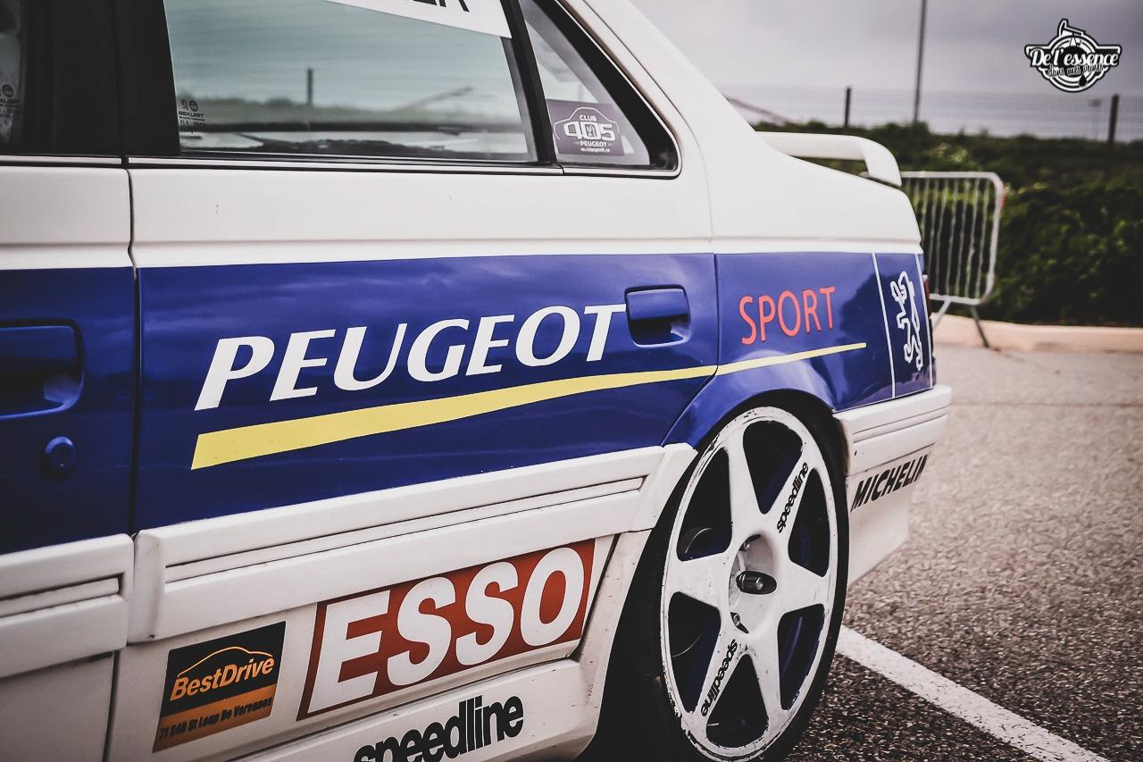 Peugeot 405 Mi16 Supertourisme Replica : De l'essence... et du lion dans les veines ! 17