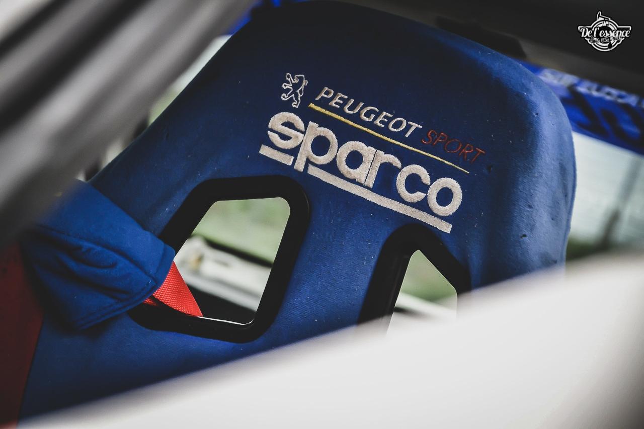 Peugeot 405 Mi16 Supertourisme Replica : De l'essence... et du lion dans les veines ! 10