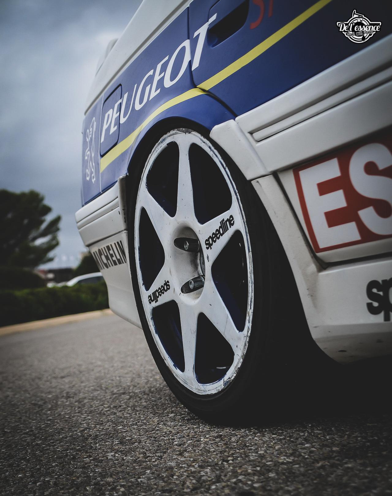 Peugeot 405 Mi16 Supertourisme Replica : De l'essence... et du lion dans les veines ! 7