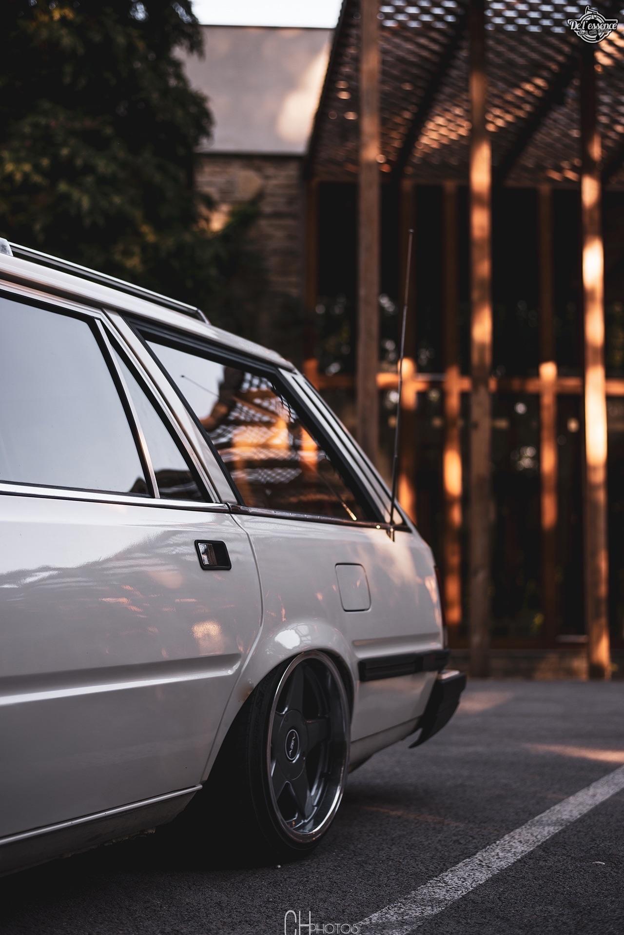 Peugeot 505 Estate - Slammed Pug is back ! 14