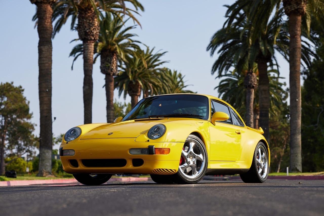 Porsche 993 Turbo de 600 ch - Qui a dit parfaite ? 1