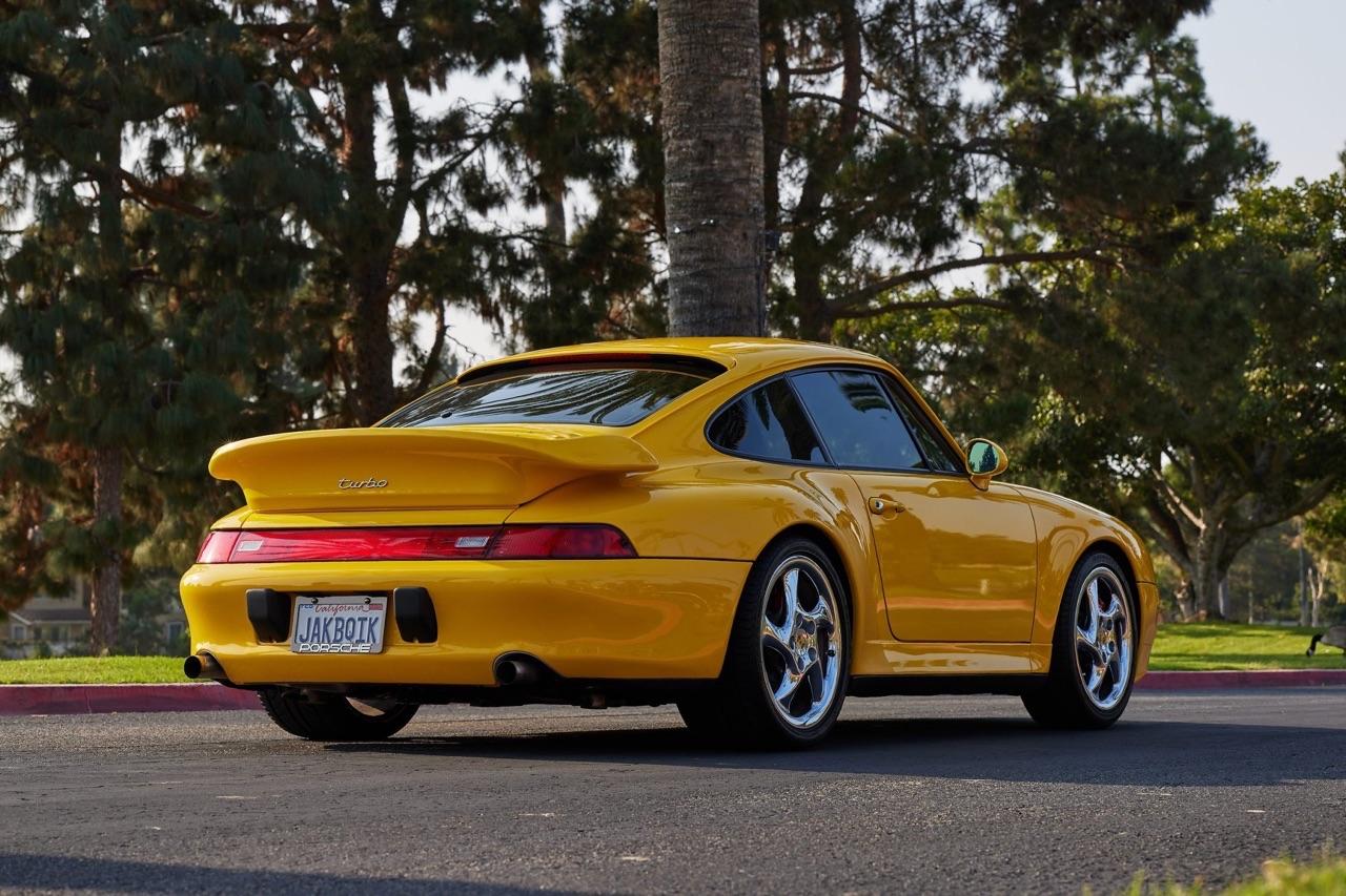 Porsche 993 Turbo de 600 ch - Qui a dit parfaite ? 3