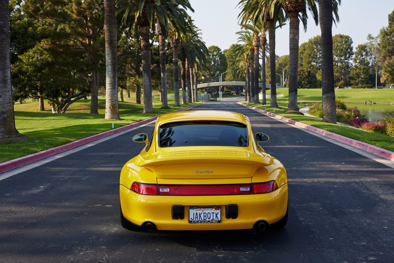 Porsche 993 Turbo de 600 ch - Qui a dit parfaite ? 15