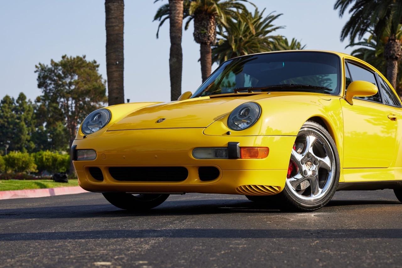 Porsche 993 Turbo de 600 ch - Qui a dit parfaite ? 6