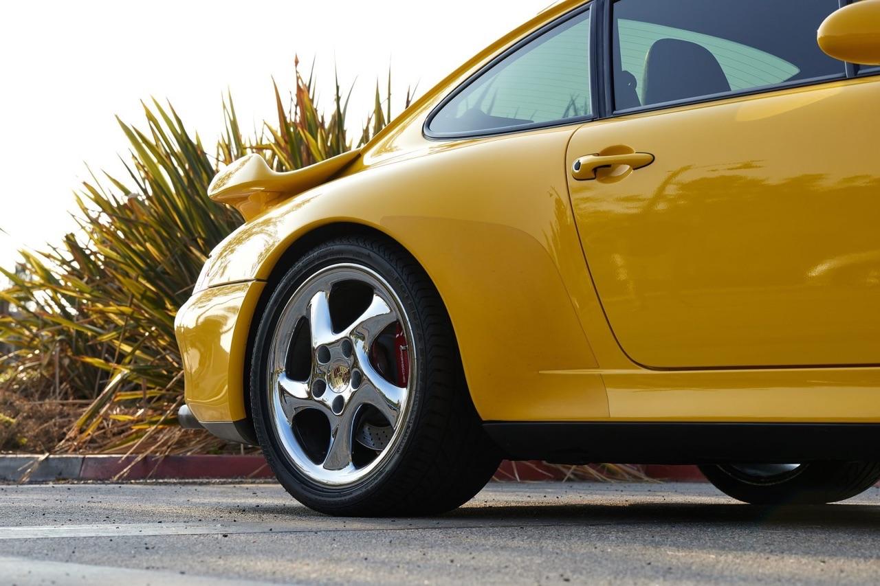Porsche 993 Turbo de 600 ch - Qui a dit parfaite ? 9