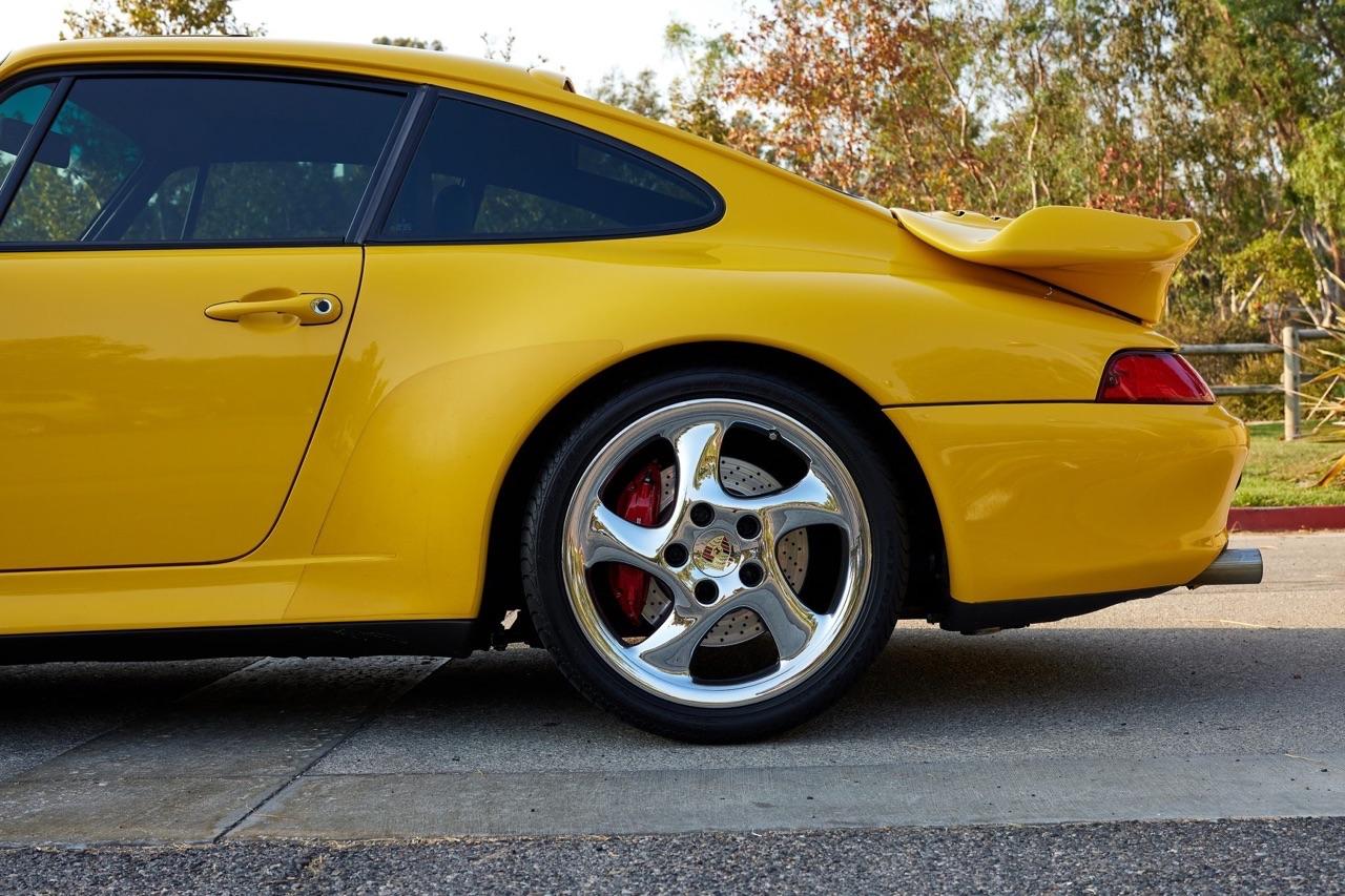 Porsche 993 Turbo de 600 ch - Qui a dit parfaite ? 5