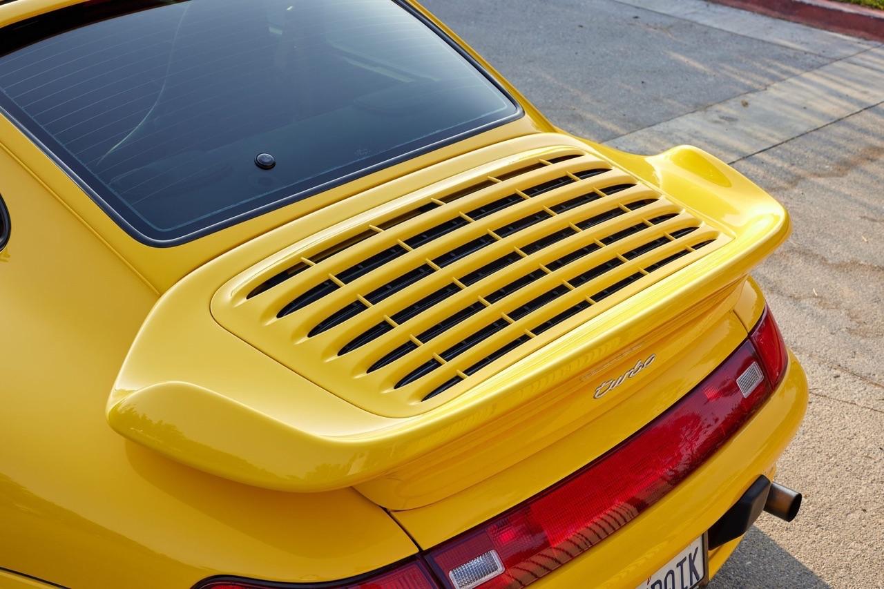 Porsche 993 Turbo de 600 ch - Qui a dit parfaite ? 8