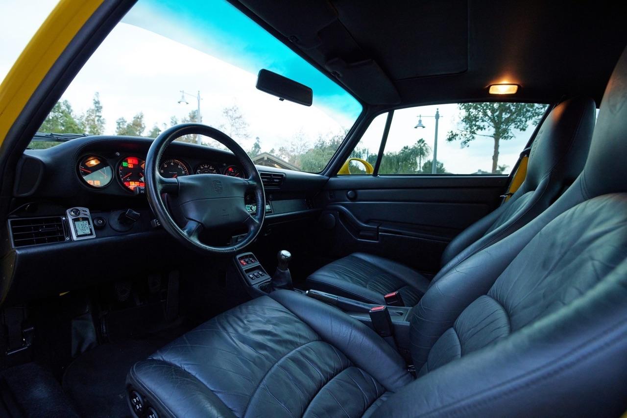 Porsche 993 Turbo de 600 ch - Qui a dit parfaite ? 11