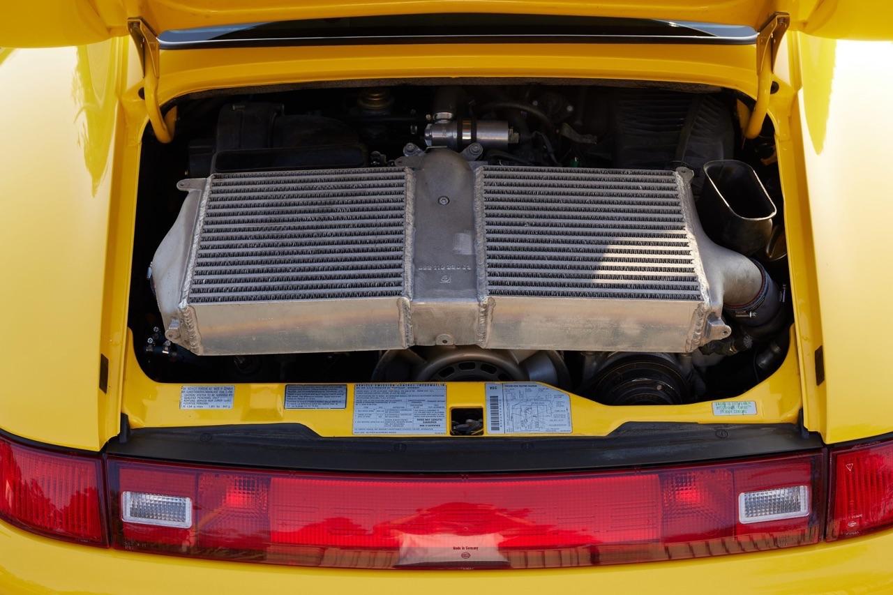 Porsche 993 Turbo de 600 ch - Qui a dit parfaite ? 12