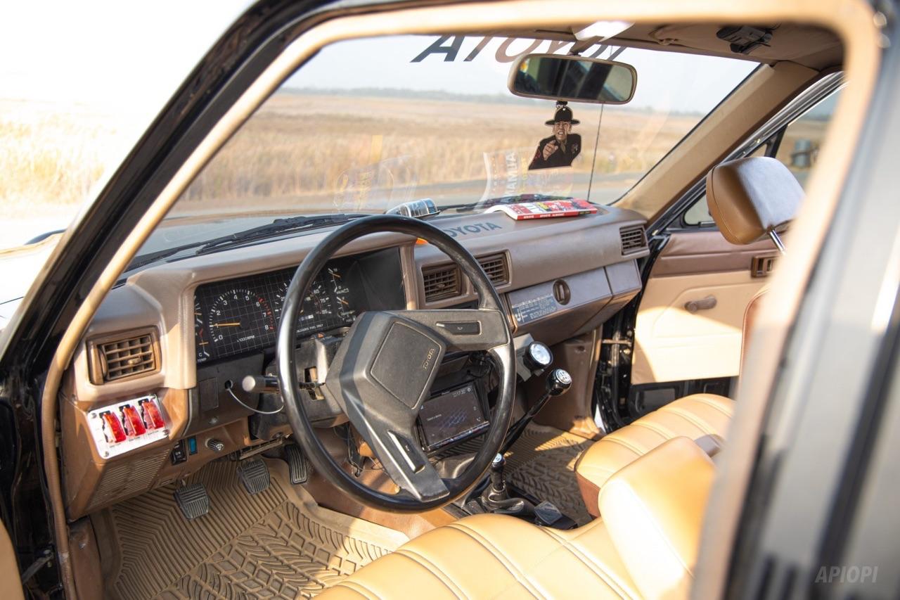 Toyota SR5 Xtra Cab... Y'a pas que la De Lorean ! 12