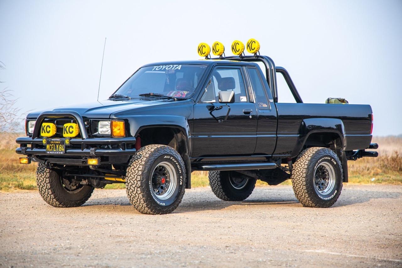 Toyota SR5 Xtra Cab... Y'a pas que la De Lorean ! 5