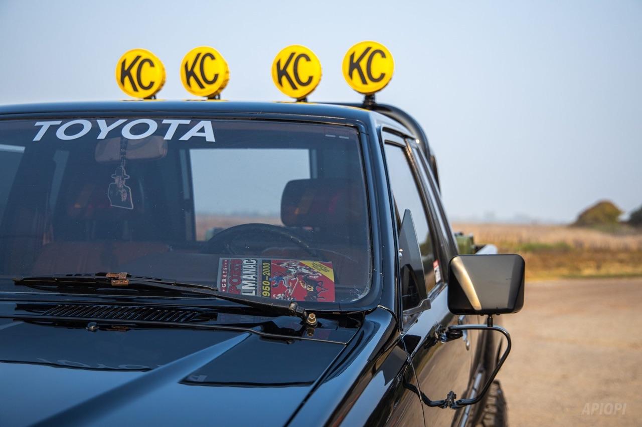 Toyota SR5 Xtra Cab... Y'a pas que la De Lorean ! 3