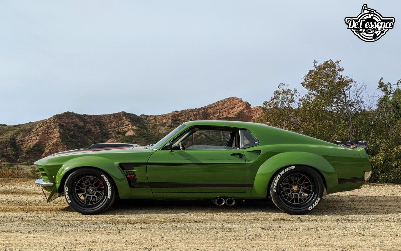 '70 Mustang by Ruffian - Hulk'stang est vénère ! 23