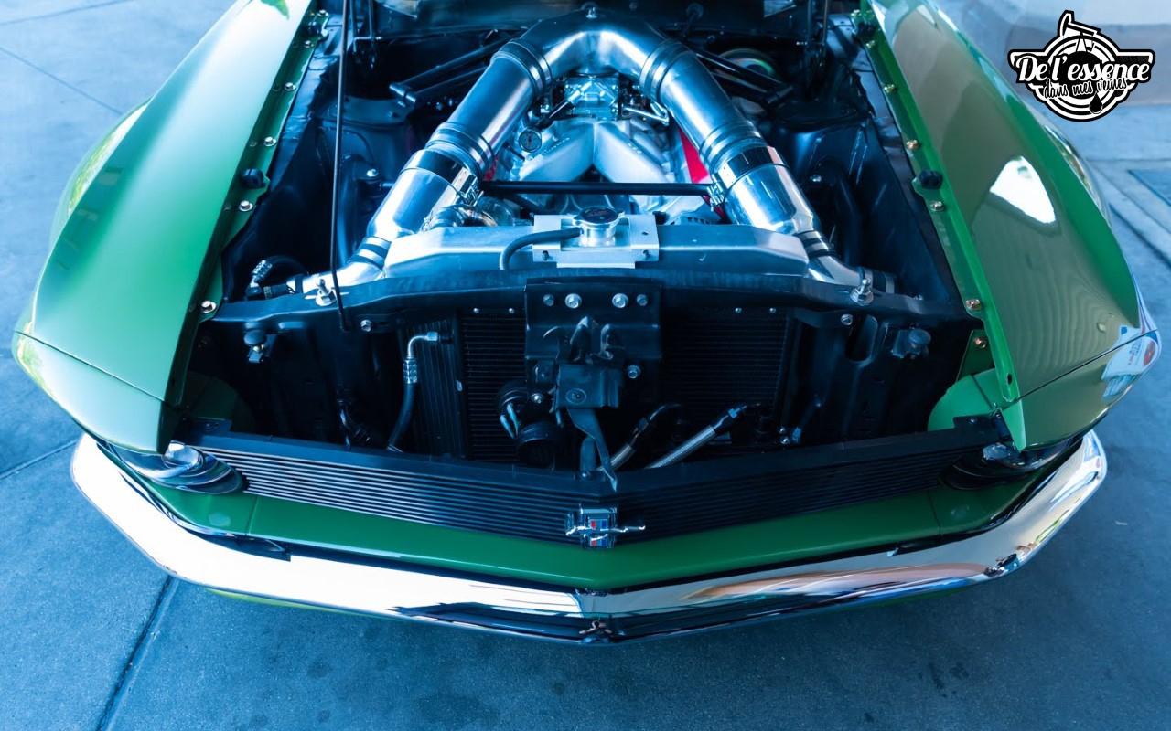 '70 Mustang by Ruffian - Hulk'stang est vénère ! 27